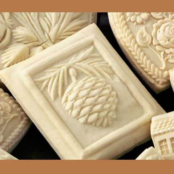 Pine Cone Cookie Mold