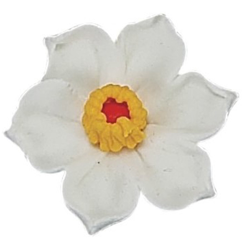 White Royal Icing Daffodils