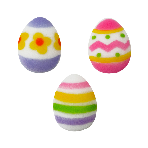 Fancy Easter Egg Sugar Assortment