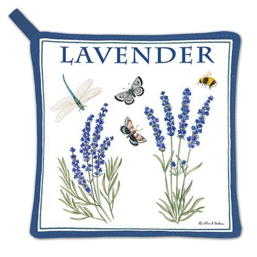 Lavender Potholder