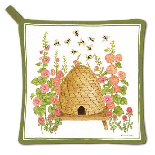 Beehive Potholder
