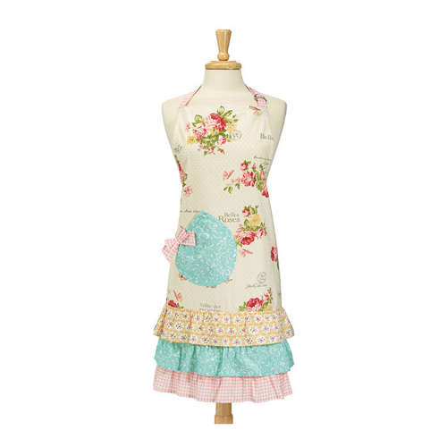 Pretty Rose Adult Apron
