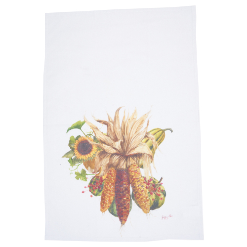 Chalk Corn Flour Sack Towel