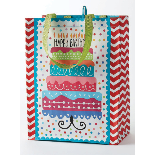 Happy Birthday Reusable Tote