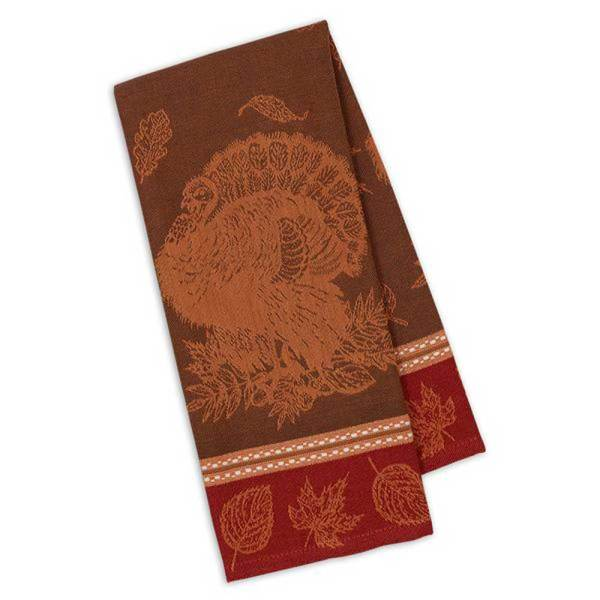 Harvest Feast Jacquard Dishtowel