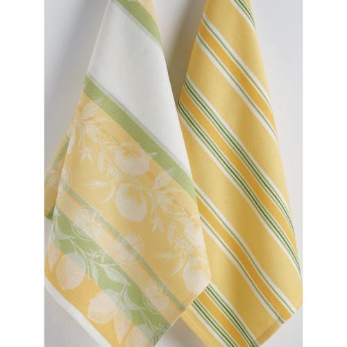 Sunny Lemons Dishtowel Set