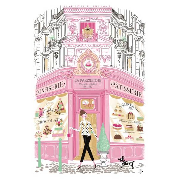 Patisserie Kitchen Towel