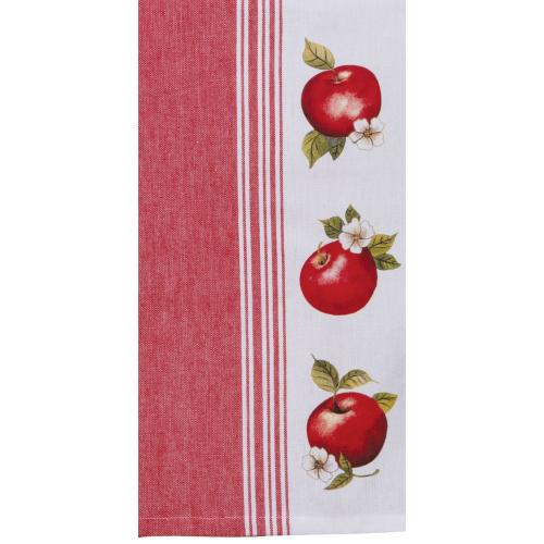Apple Picking Jacquard Tea Towel