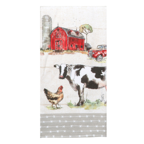 Country Life Terry Dishtowel