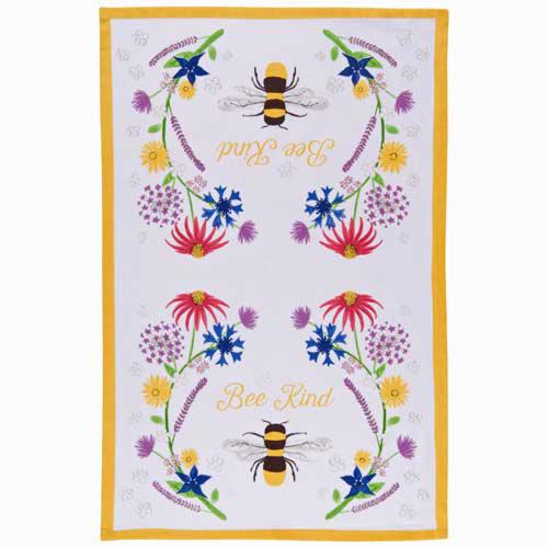 LTD QTY!  Bee Kind Kitchen Towel