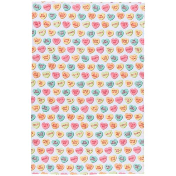 Sweet Hearts Dishtowel