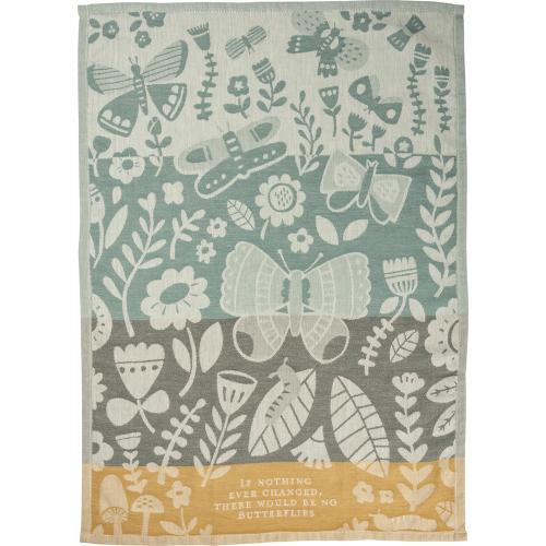 Butterflies Dish Towel