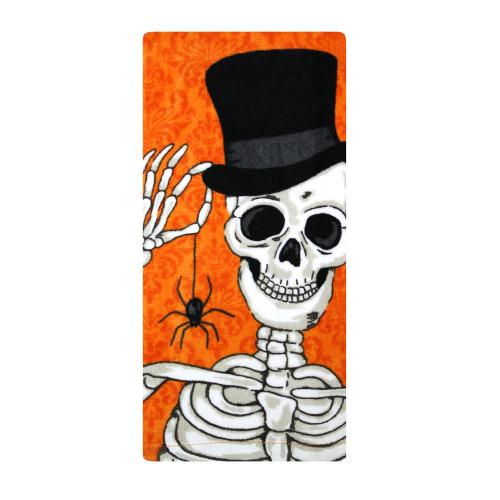 SALE!  Mr. Bones Terry Kitchen Towel
