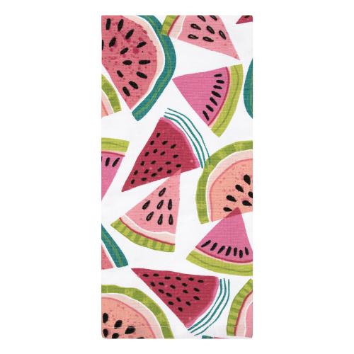 SALE!  Summer Watermelon Dishtowel