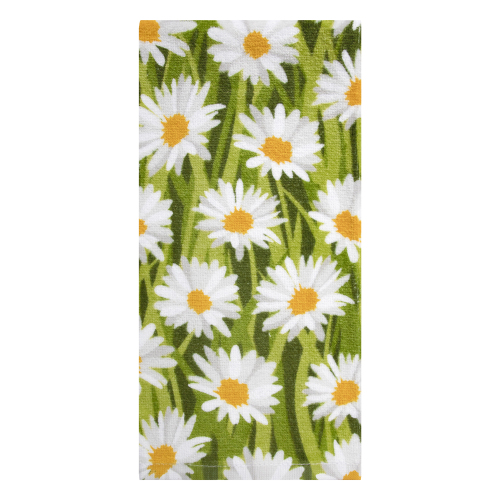 Field of Daisies Kitchen Towel