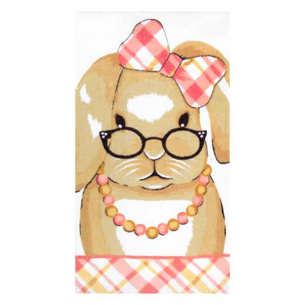 SOS! Mama Bunny Kitchen Towel