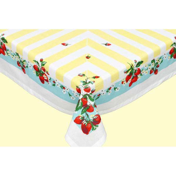 Strawberry Lane Tablecloth