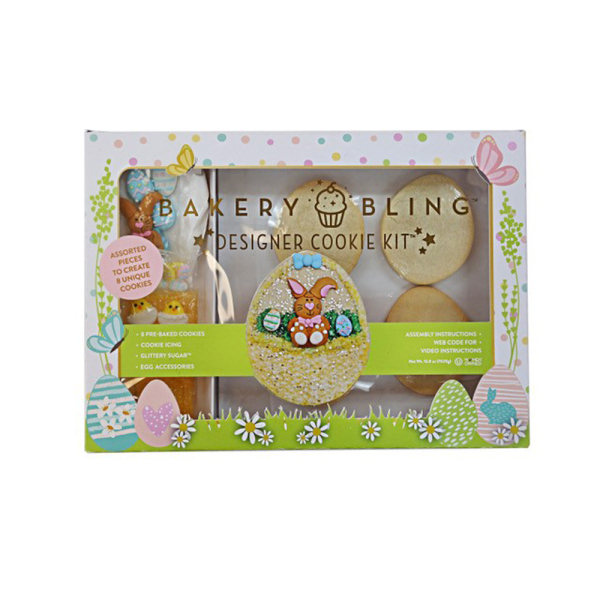 Easter Egg Designer Cookie Kit