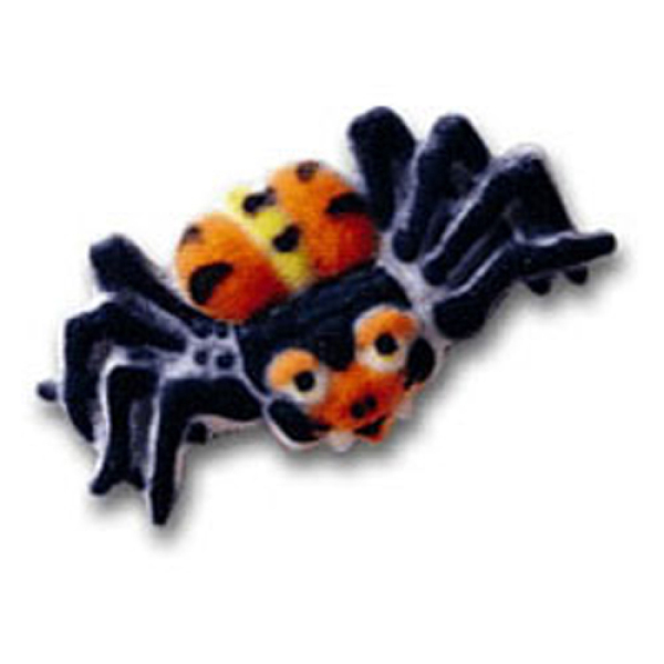 Spiders Halloween Sugar Decorations