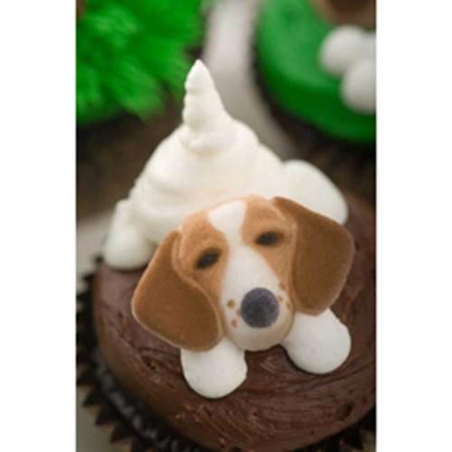 SOS!  Dog Assortment Sugar Decorations