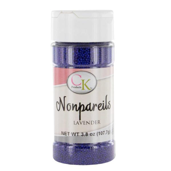 Lavender Nonpareils