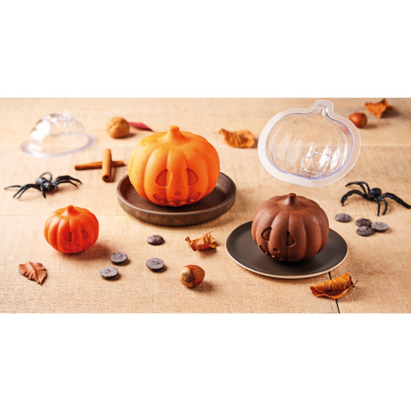 Pumpkin Chocolate Mold Set