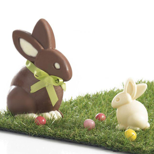 SALE!  Chocolate Bunny Molds