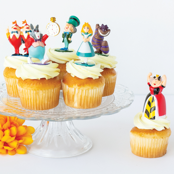 Alice's Adventure Mini Figurine Set