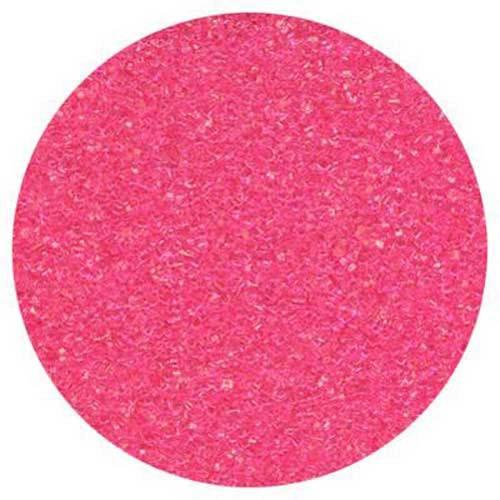 Pink Fine Crystal Sanding Sugar