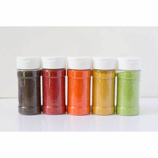 Autumn Sanding Sugar Collection Set