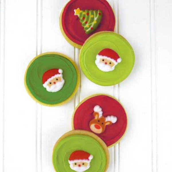 Holly Jolly Christmas Sugar Assortment