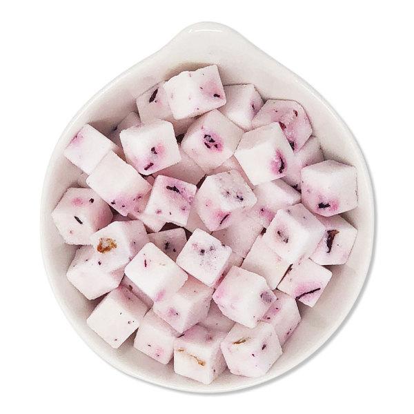 Lemon Hibiscus Botanical Sugar Cubes