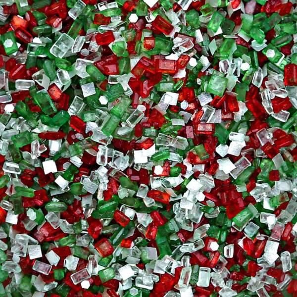 Mistletoe Glittery Sugar