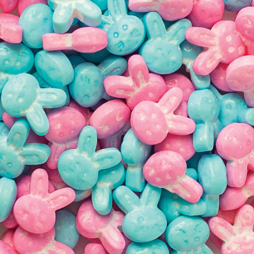 Easter Rabbit Sprinkle Mix
