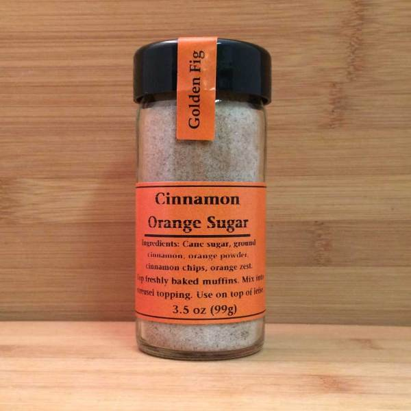 Cinnamon Orange Sugar