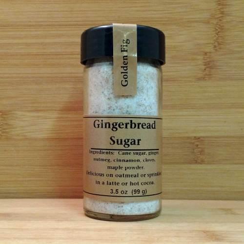 Gingerbread Sugar