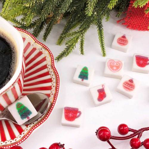 Cozy Christmas Tea Sugars