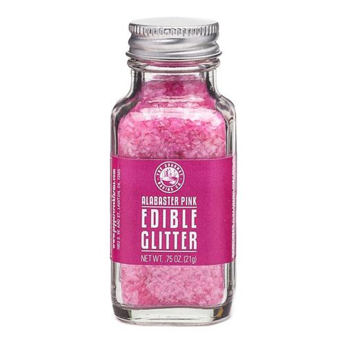 Alabaster Pink Edible Glitter