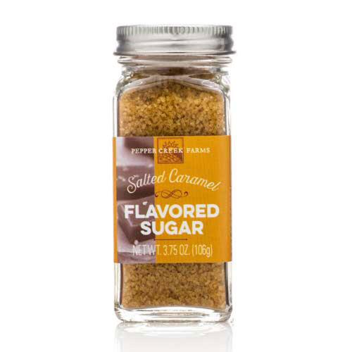 Salted Caramel Flavored Sugar