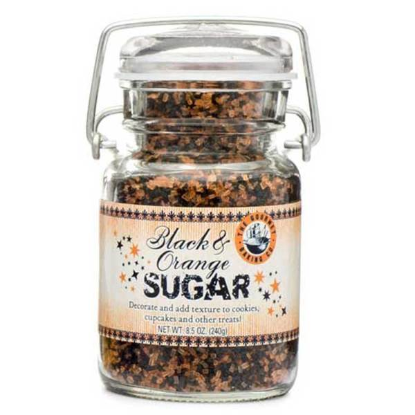 LTD QTY!  Black & Orange Sugar Mix