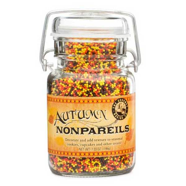 Autumn Nonpareils