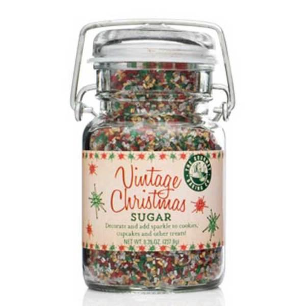 Vintage Christmas Sugar Mix