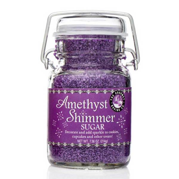Amethyst Purple Edible Glitter