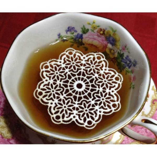Anastasia Sugar Tea Doilies