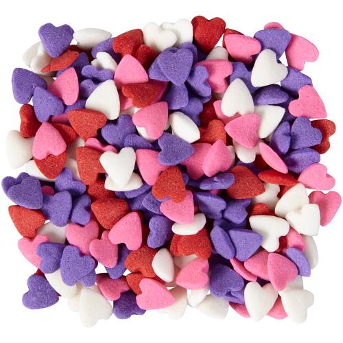 Valentine Confetti Hearts