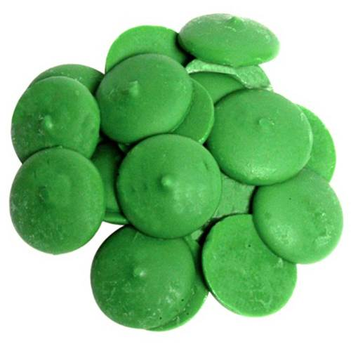 SALE!  Dark Green Confectionery Coating
