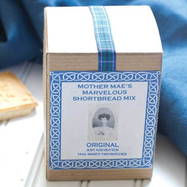 Mother Mae's Marvelous Shortbread Mix - Original