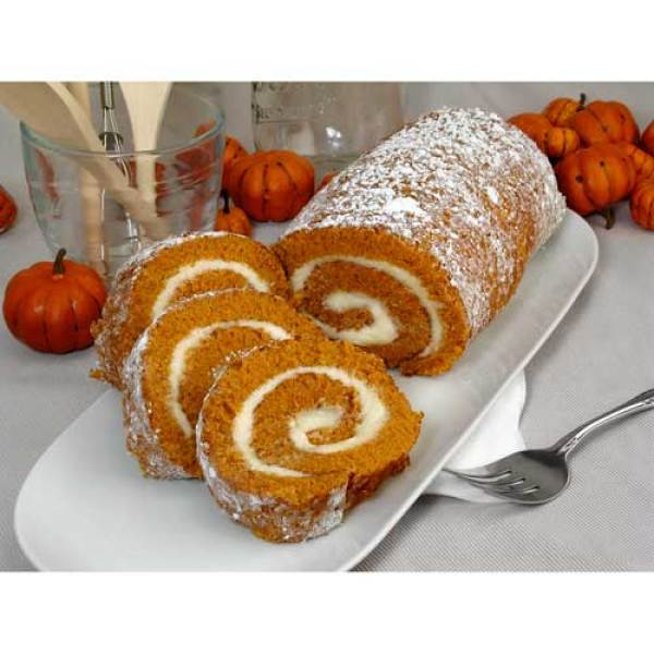 Pumpkin Roll Baking Mix