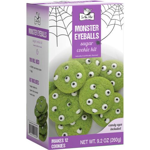 Monster Eyeballs Sugar Cookie Mix