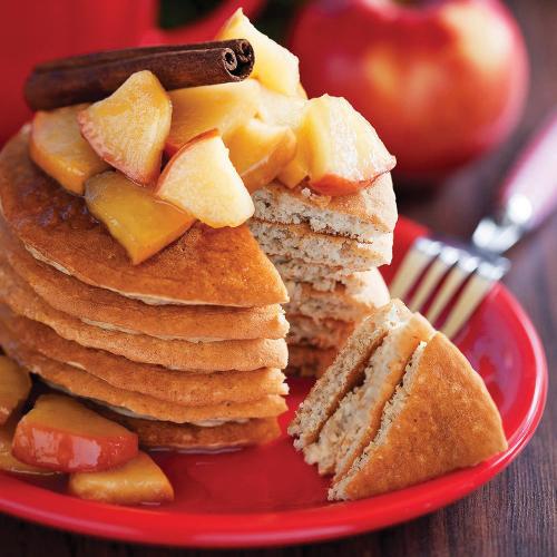 SOS!  Apple Cinnamon Pancake Mix
